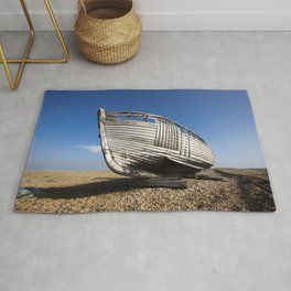 Beached Boat Rug