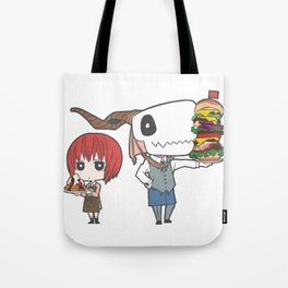 The Ancient Magus' Bride Tote Bag
