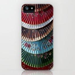 Asian fans iPhone Case