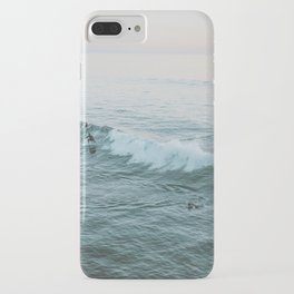 lets surf v iPhone Case