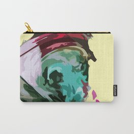 Abstract Design | Creativity Takes Courage Carry-All Pouch