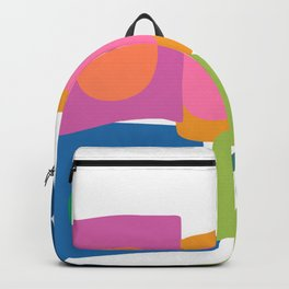 Shapes and Colors 39 Backpack