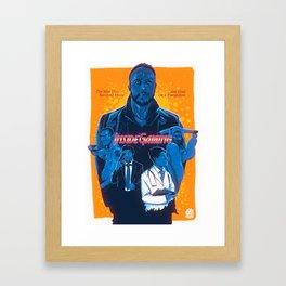 Inside Gaming: When Ebola Strikes Framed Art Print