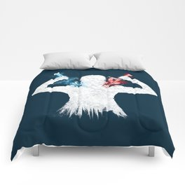 Dual Blades Comforters