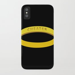 Cheater iPhone Case