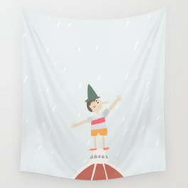 Pinocchio florence Wall Tapestry