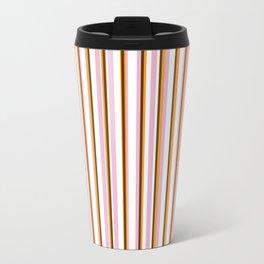 Cool Stripes Travel Mug
