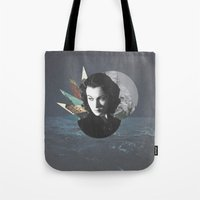 chic Tote Bags featuring Chic by Ian Watt