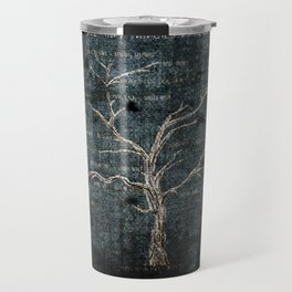 The Most Ancient House of Black Tapestry Travel Mug