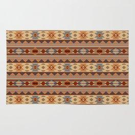 Southwest Design Tan Rug