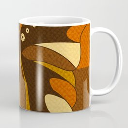 RETRO BUTTERFLY Coffee Mug