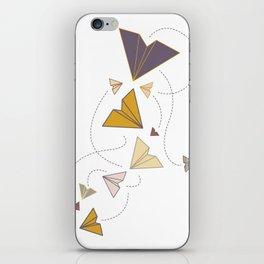 Avioncitos iPhone Skin