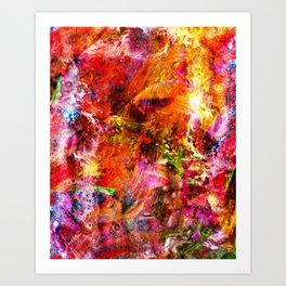 Effervescent Art Print