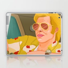 Once Upon A Time in Hollywood Cliff Booth Laptop & iPad Skin