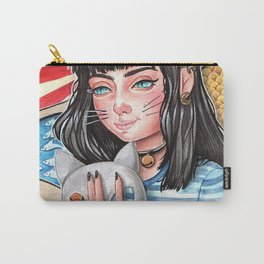 Cat´s Life Carry-All Pouch