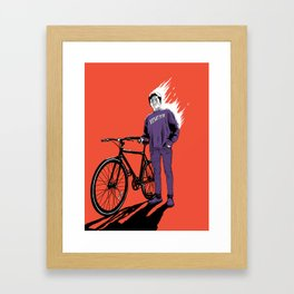 Vencedor Framed Art Print