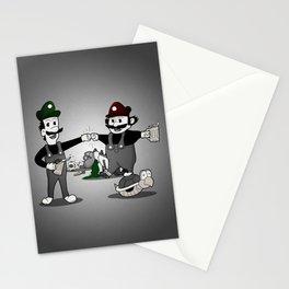 Super Smash'd Bros. Stationery Cards