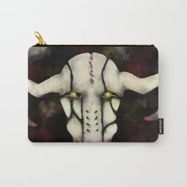 Skull Mask Carry-All Pouch
