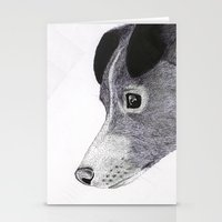 sia Stationery Cards featuring My Love Nihal by Puddingshades