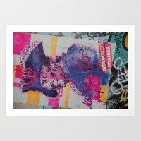 Berlin Tacheles Art Art Print