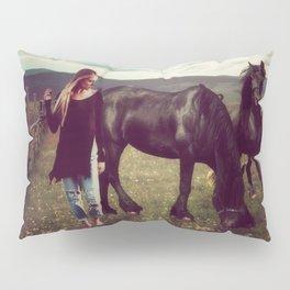 Friesian Morning Pillow Sham