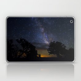 Under The Stars at the Grand Canyon Laptop & iPad Skin