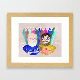 We are the D Framed Art Print