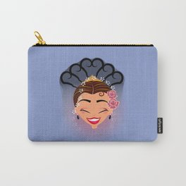 Tuti-Lady Flamenquerías/Character & Art Toy design for fun Carry-All Pouch