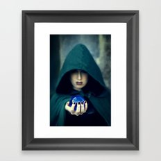 Warlock Framed Art Print