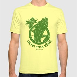 Cactus Cycle Works T-shirt
