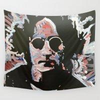 karma Wall Tapestries featuring Instant Karma by Matt Pecson