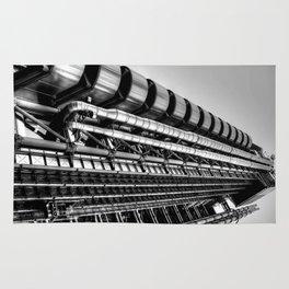 Lloyds Building, London Rug