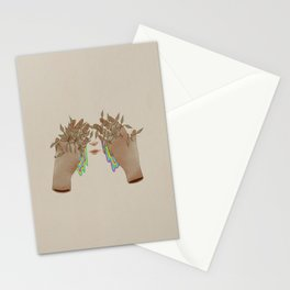 The less I know the better Stationery Cards