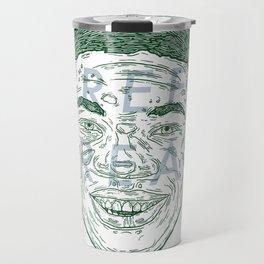 The Greek Freak Travel Mug