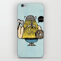Pillage and Plunder iPhone & iPod Skin