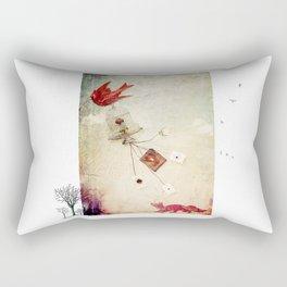 The Price of Freedom Rectangular Pillow