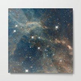Cool Space Metal Print