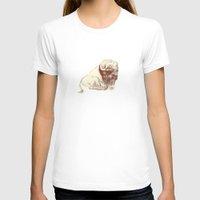 buffalo T-shirts featuring Buffalo by Smog