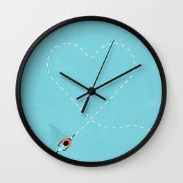 If I Had a Bike Wall Clock