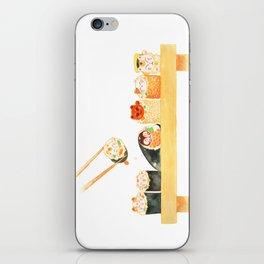 Maki Neko iPhone Skin