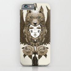 Native girl (light version) Slim Case iPhone 6s