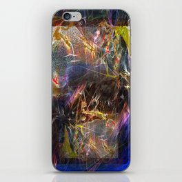 abstract ys iPhone Skin