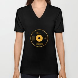 Black Album 1987 CD Unisex V-Neck