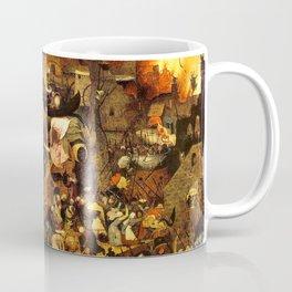 Mad Meg by Heironymus Bosch Coffee Mug