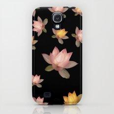 Floral Slim Case Galaxy S4