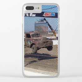Your as Old, as You Feel Clear iPhone Case