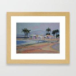 Mazarron Framed Art Print