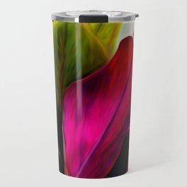 Ti Leaf Bouquet Travel Mug