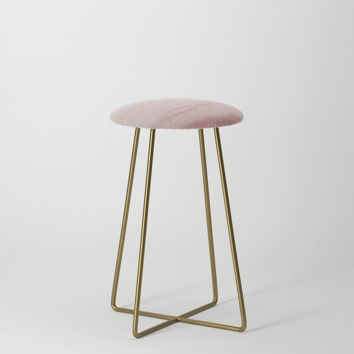 WITHIN_THE_TIDES__BALLERINA_BLUSH_Counter_Stool_by_Monika_Strigel___Gold