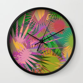 New Nova II Wall Clock